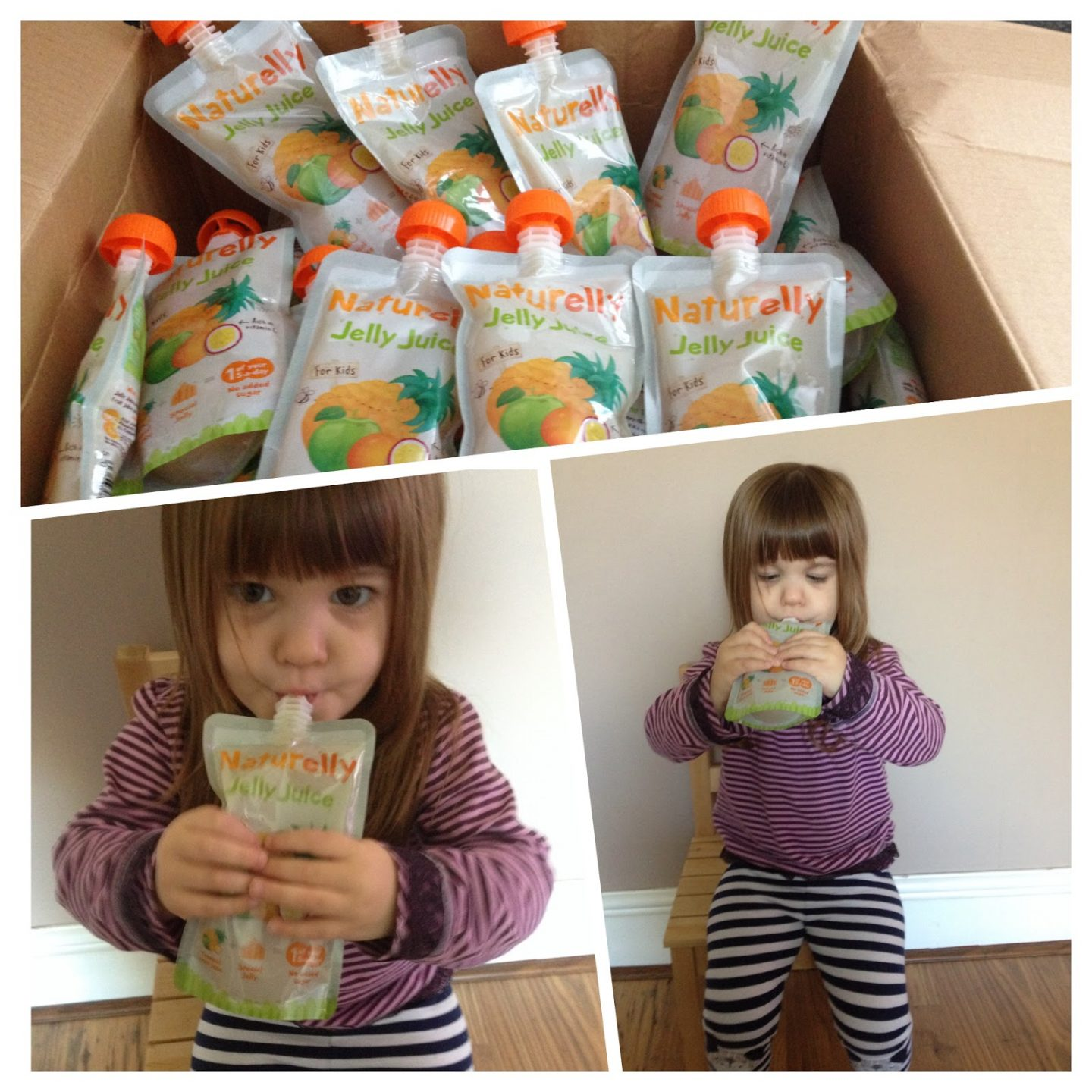 Naturelly Jelly Juice {Review}