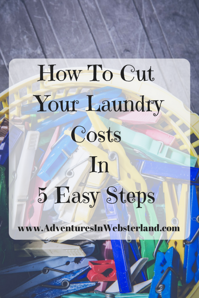 How To Cut Your Laundry Costs In 5 Easy Steps