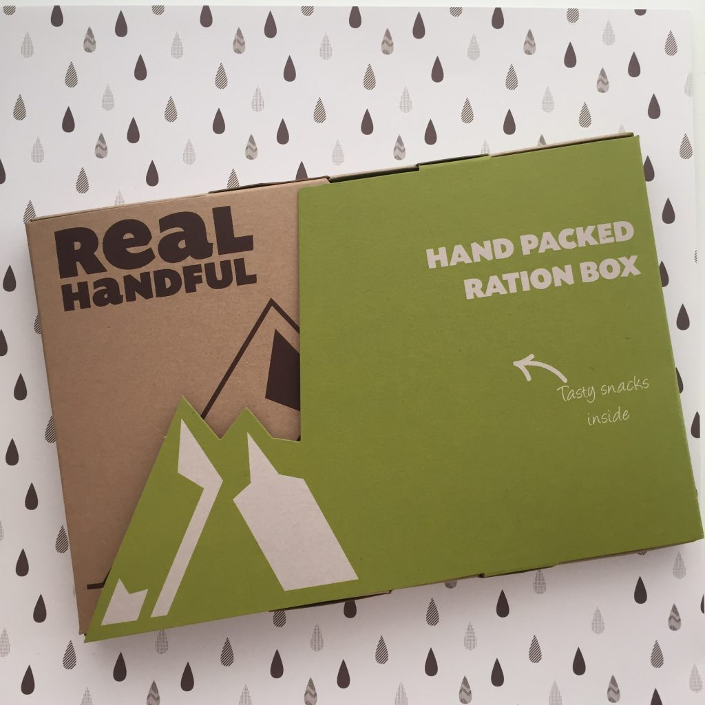 Real Handful Snacks – Review & Giveaway