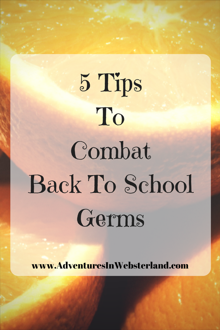 5 Tips To Make Small Space Bathroom Look Bigger: 5 Tips To Help Combat Back-to-School Germs