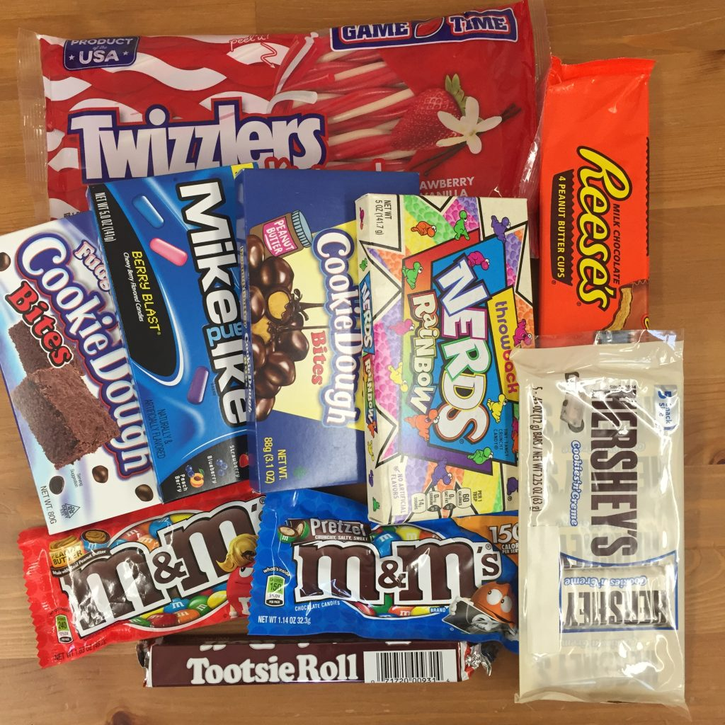 American Candy Giveaway