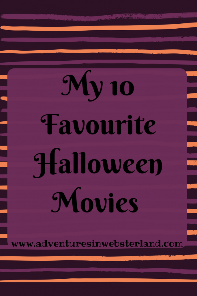 My Favourite Halloween Movies