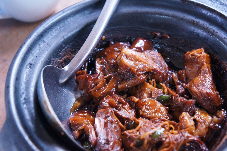 casserole dish beef stew