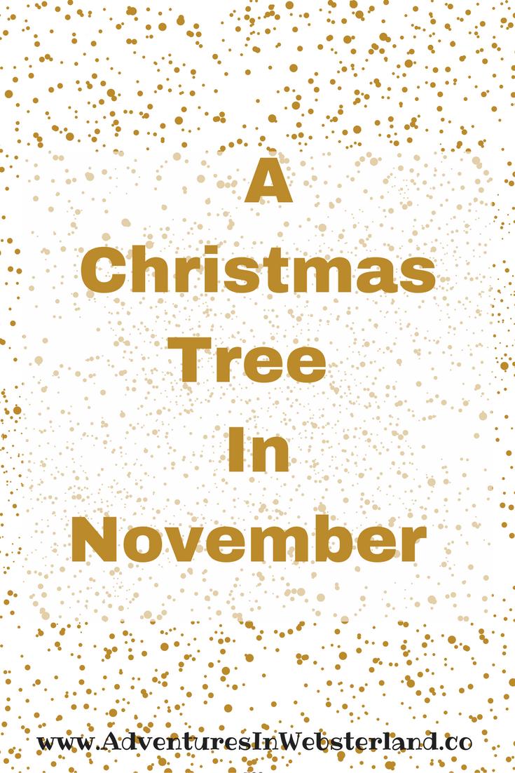 a-christmastree-innovember