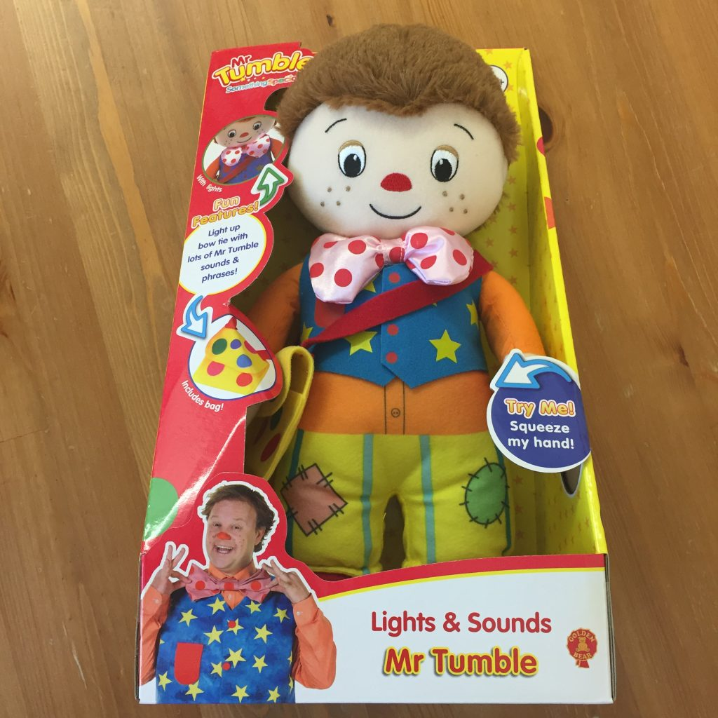 Review: Something Special Mr Tumble with Lights and Sound