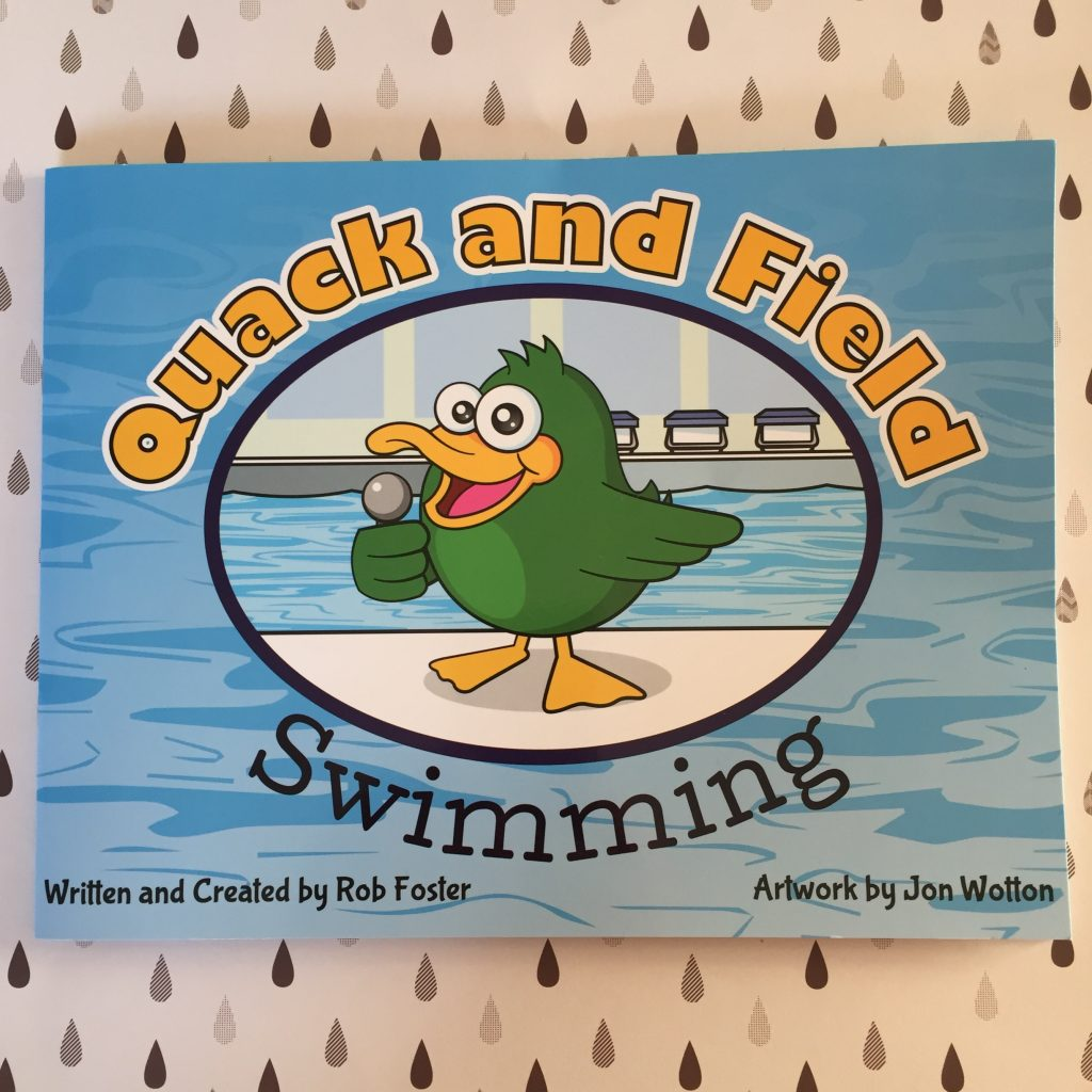 Book Review- Quack and Field