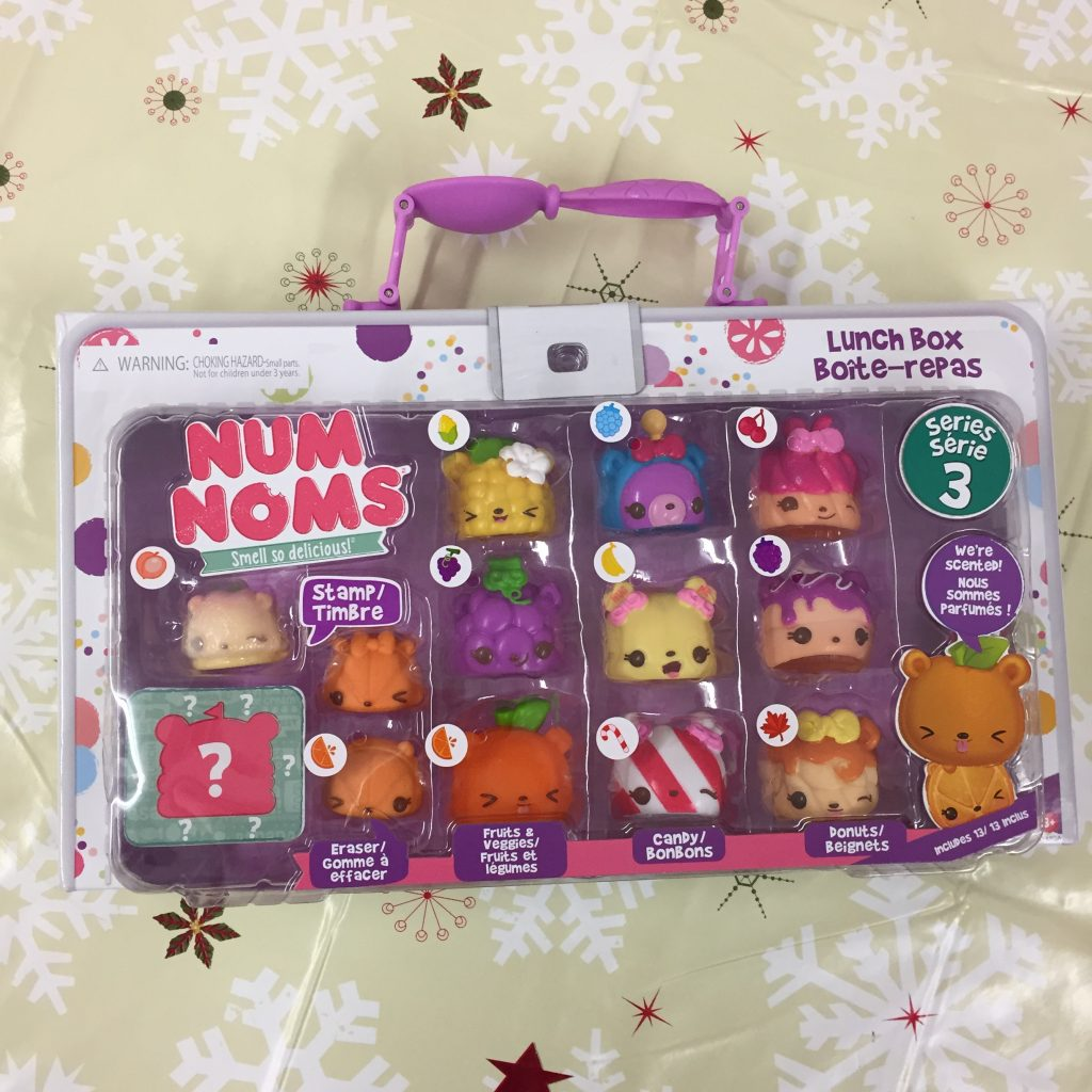 Num Noms #UnBoxingDay Review