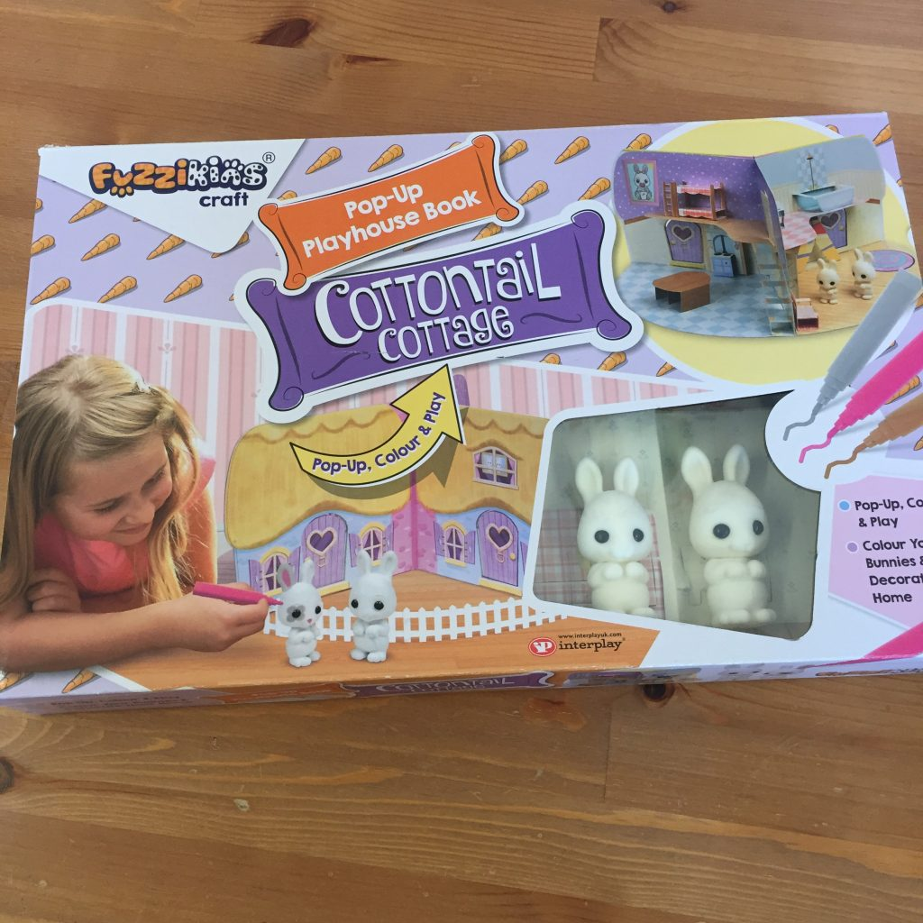 Fuzzikins Craft Cottontail Cottage Review