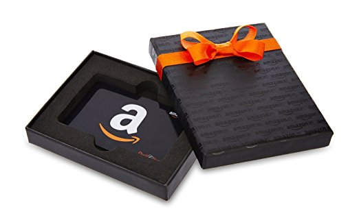 £20 Amazon Gift Card Giveaway