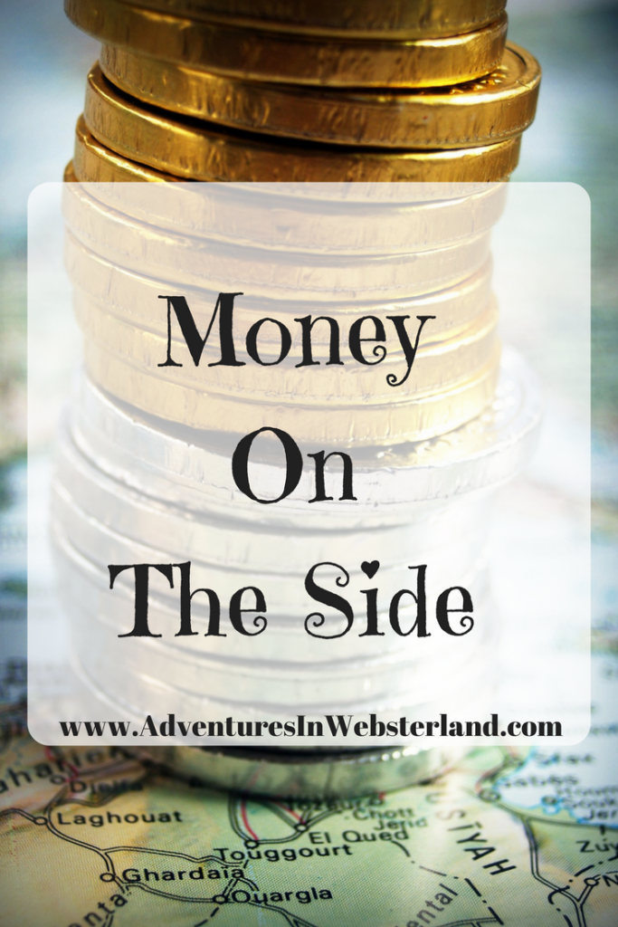 Money On The Side {21-27th August 2017}