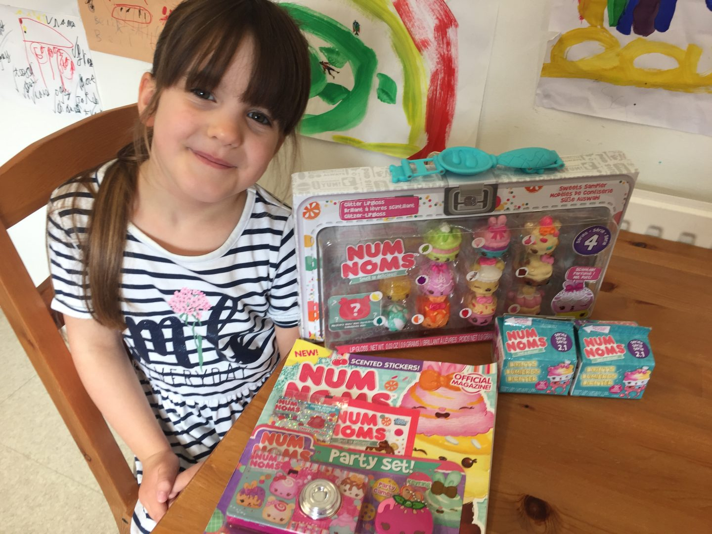Num Noms Series 4 Review & Giveaway