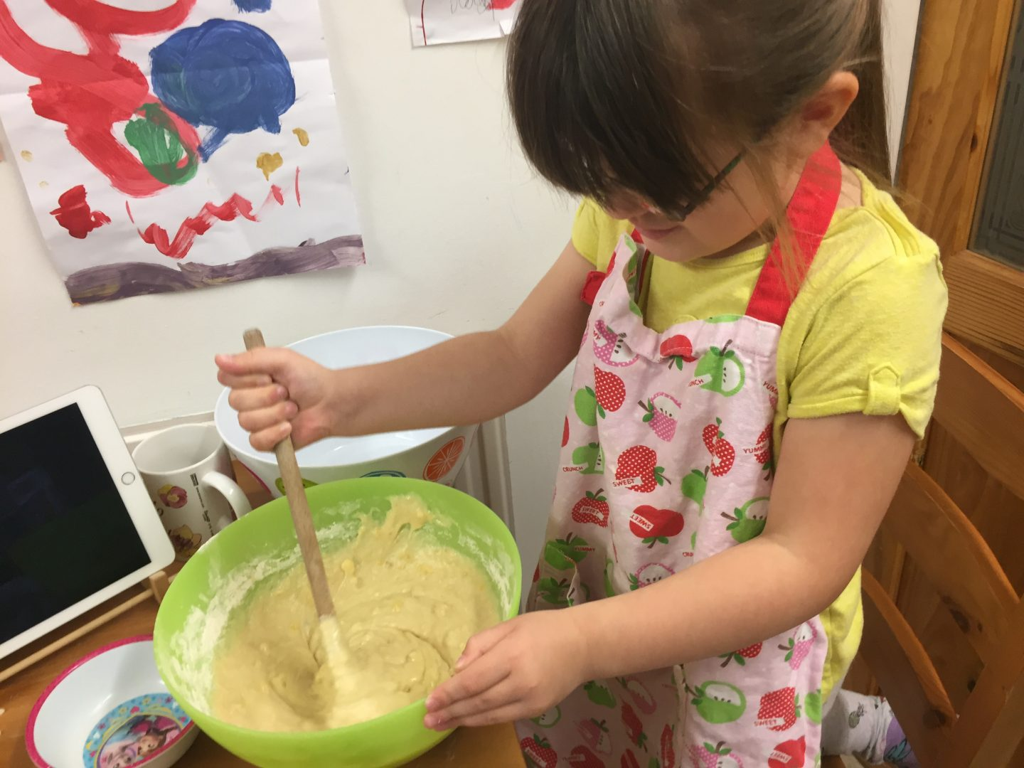 How To Make Baking And Cooking Fun For Kids