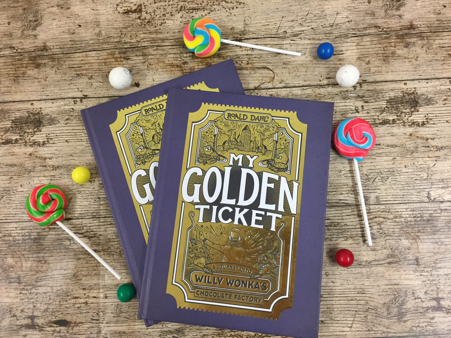 My Golden Ticket Personalised Story Book by Wonderbly {Review}