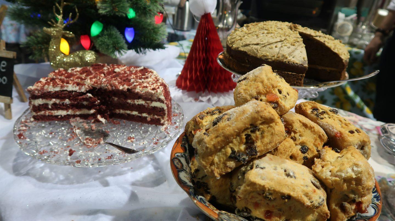 Foodies Festival Christmas-Tatton Park {Review}