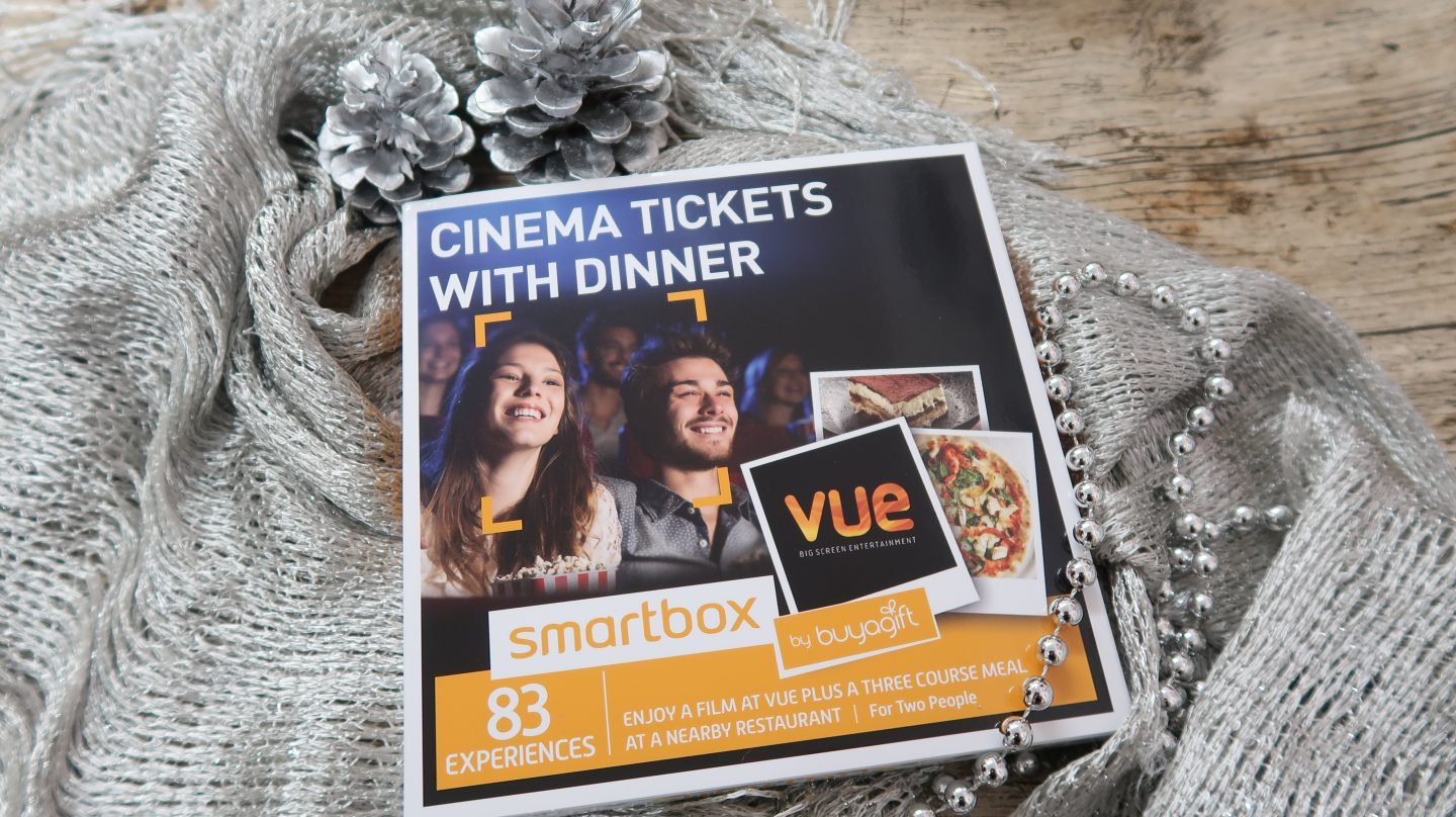 Buyagift Cinema Tickets With Dinner Smartbox Experience {Review & Giveaway}