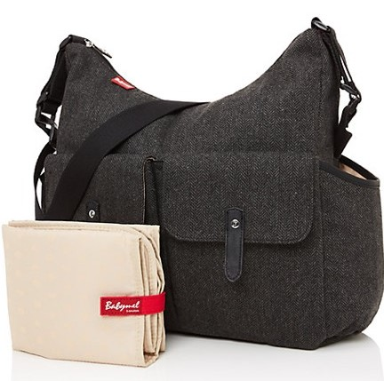 Win A Babymel Frankie Tweed Changing Bag With The Sudocrem Changing Room Awards