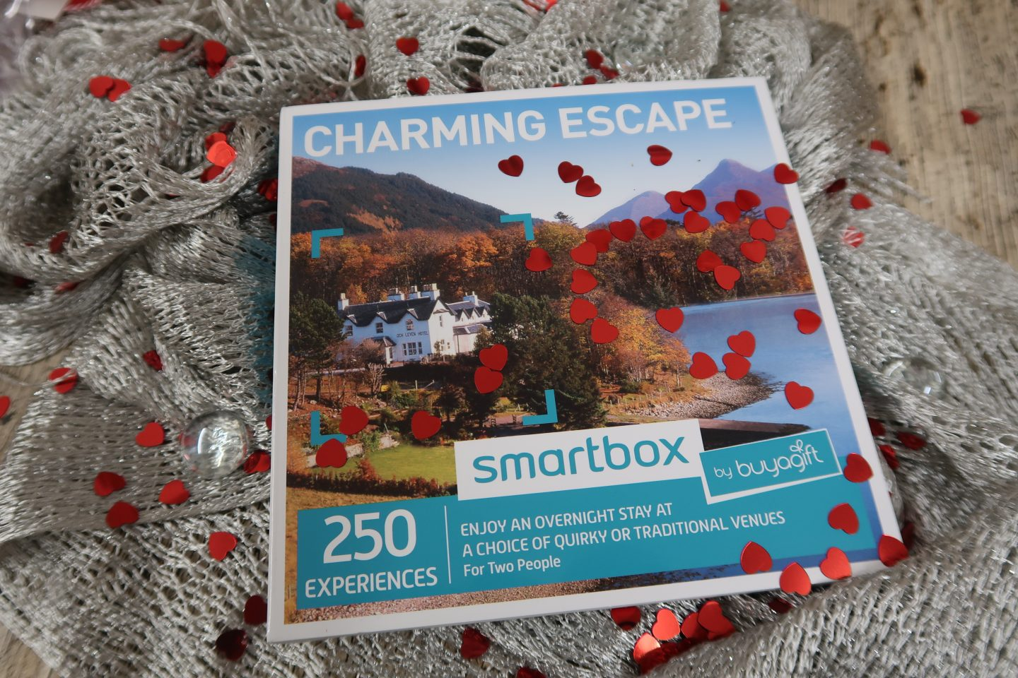 Charming Escape smartbox