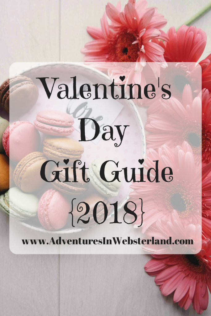 Valentine's Day Gift Guide {2018}