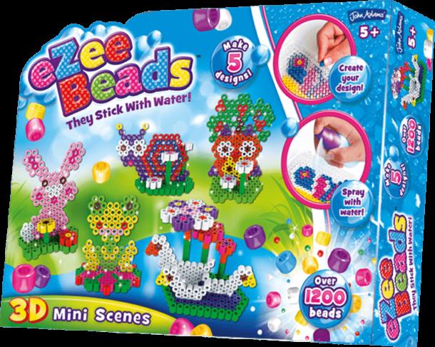 Win eZee Beads 3D Mini Scenes & Refill Pack {Giveaway}