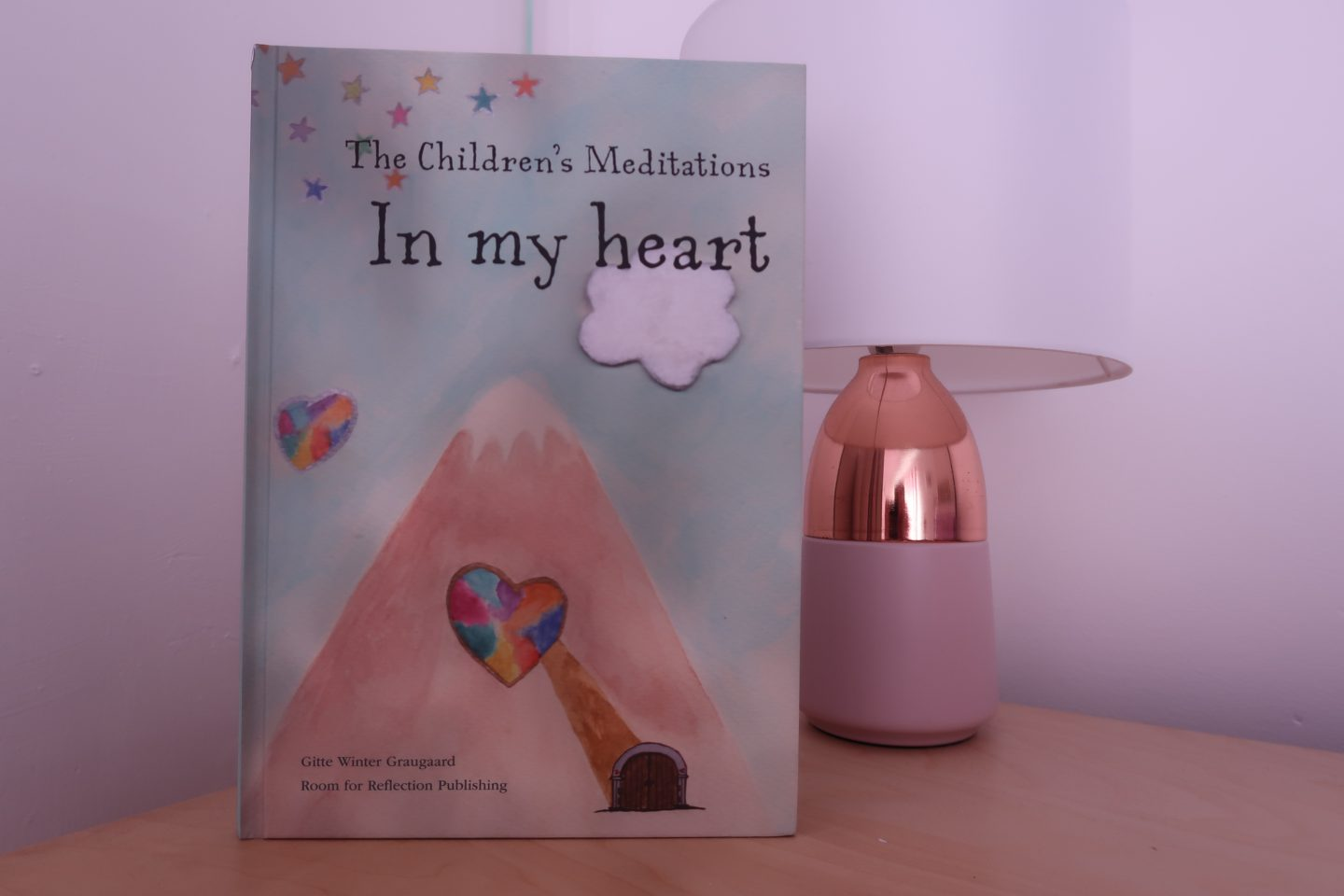 The Children's Meditations-In My Heart Book {Review & Giveaway}
