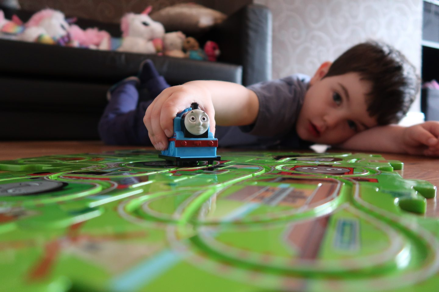 Thomas & Friends Track Playset {Review}