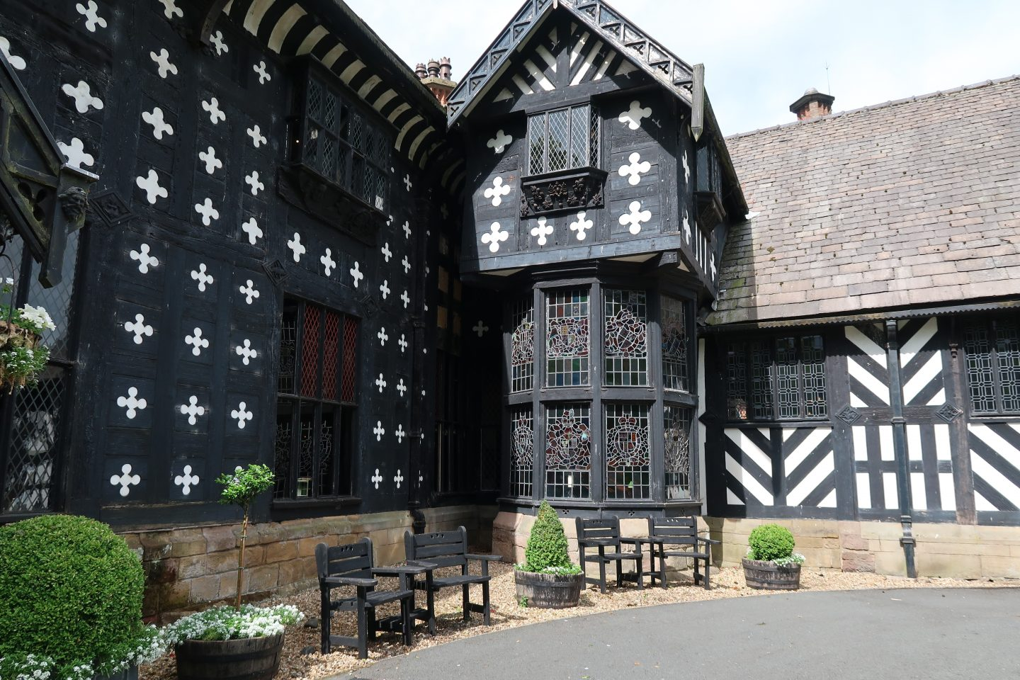 A Family Day Out At Samlesbury Hall In Lancashire