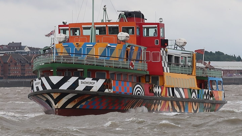 Mersey Ferries River Explorer Cruise & Spaceport {Review}