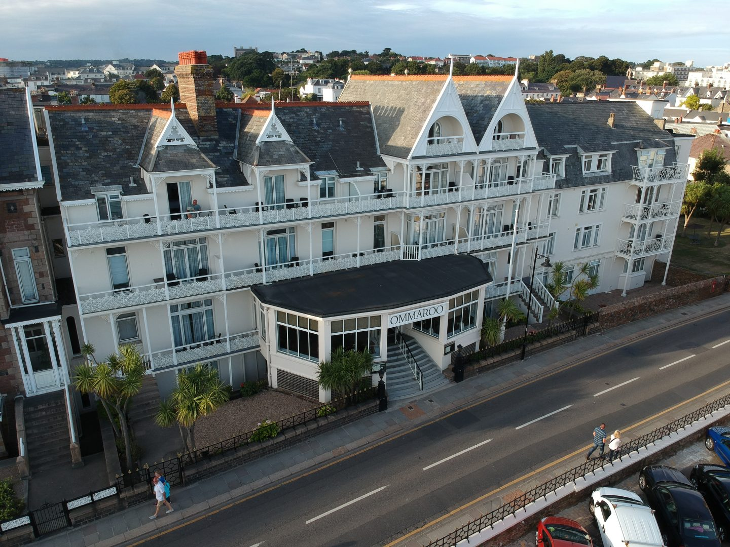 A Weekend Stay At The Ommaroo Hotel In Jersey {Review}