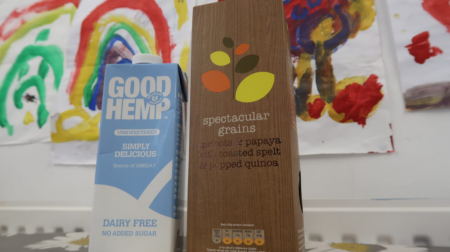 Good Hemp Dairy Free
