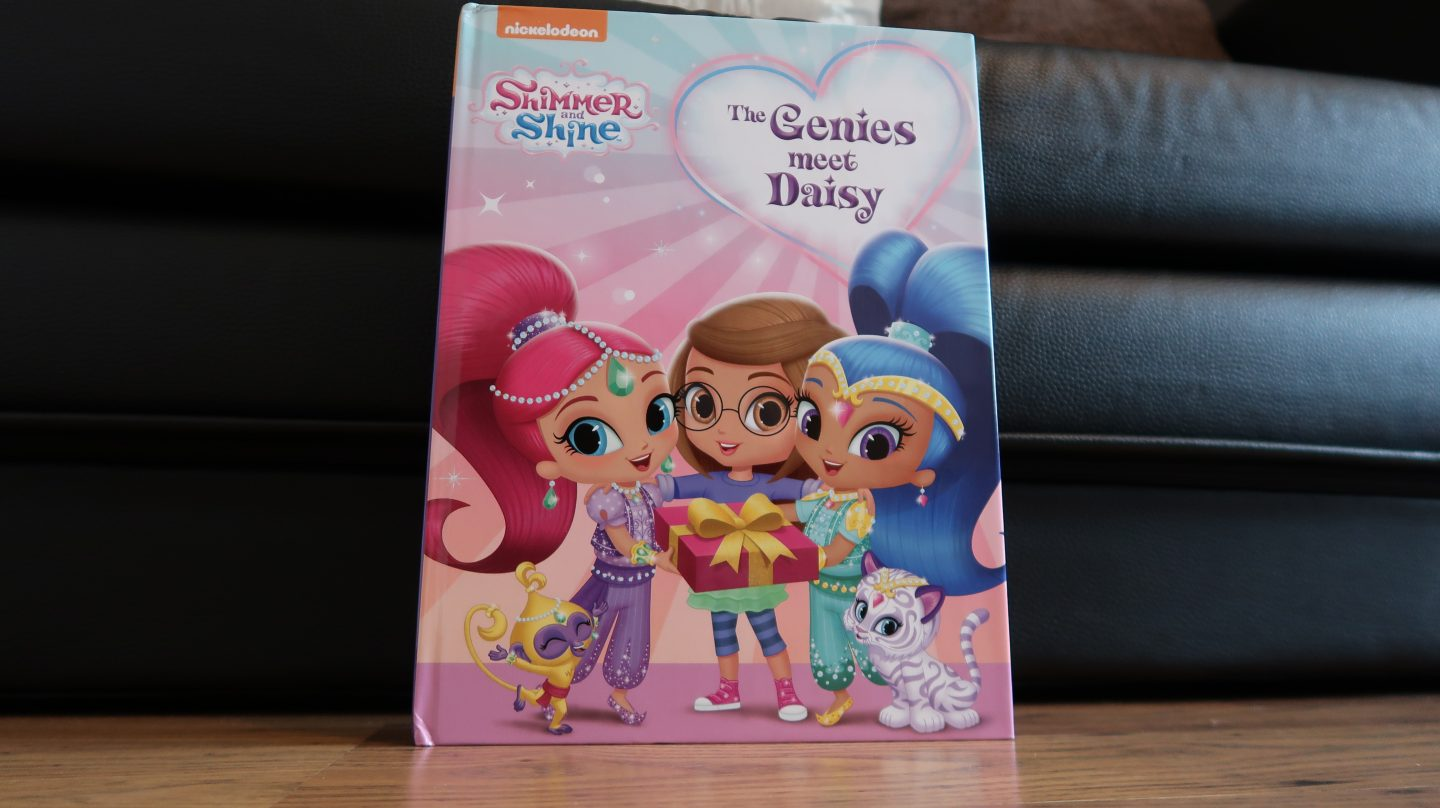 Penwizard Personalised Shimmer & Shine book