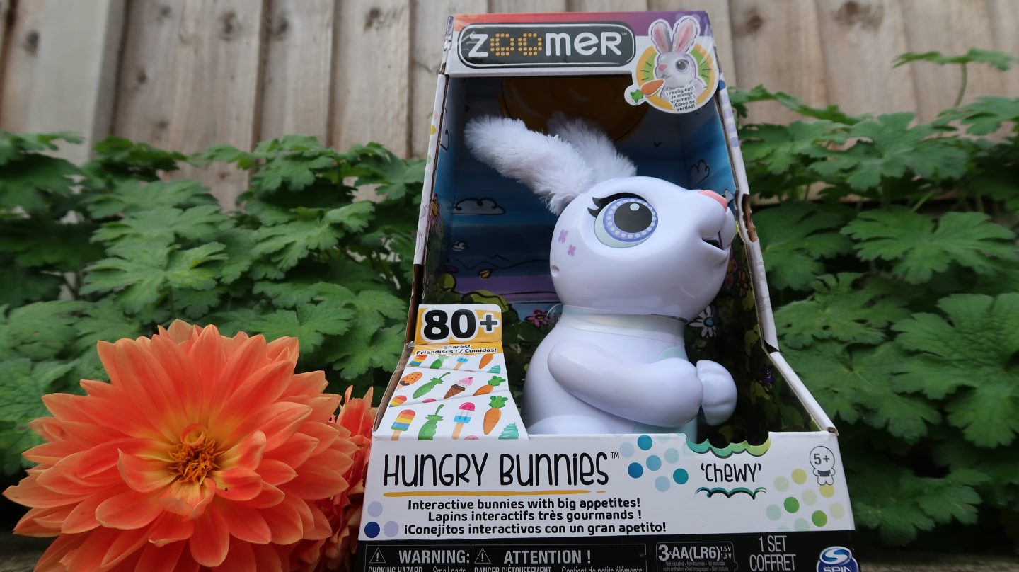 Zoomer Hungry Bunnies {Review}