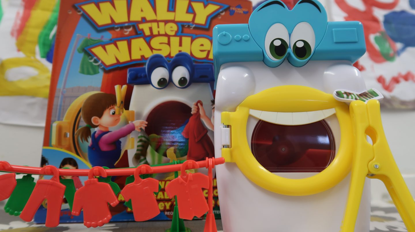 Wally The Washer {Review & Giveaway}