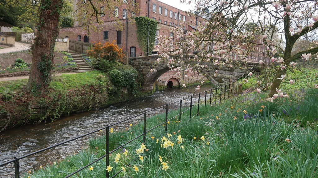 A Sunday Visit To Quarry Bank Mill