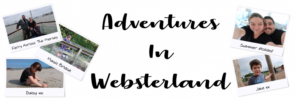Adventures In Websterland - Family – Budgeting – Lifestyle – Fun